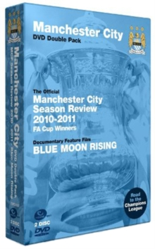 Manchester City: Season Review 2010/11 - Road to FA Cup Glory..., DVD  DVD
