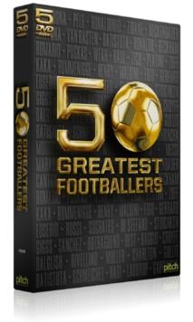 Football's Greatest - 50 Greatest Footballers, DVD  DVD