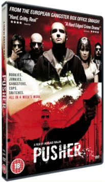 Pusher, DVD  DVD