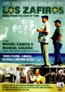 Los Zafiros: Music from the Edge of Time, DVD DVD