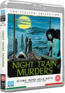 Night Train Murders, Blu-ray  BluRay