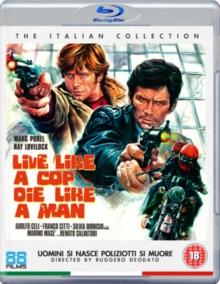 Live Like a Cop, Die Like a Man, Blu-ray  BluRay