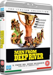 Man from Deep River, Blu-ray BluRay