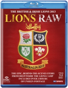British and Irish Lions - Australia 2013: Lions Raw, Blu-ray  BluRay