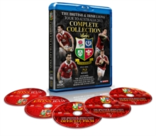 British and Irish Lions - Australia 2013: Complete Collection, Blu-ray  BluRay