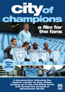 Manchester City: City of Champions, DVD  DVD