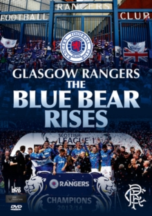 Rangers FC: The Blue Bear Rises, DVD  DVD