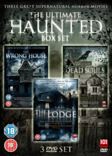 The Ultimate Haunting Collection, DVD DVD