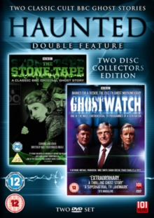 The Stone Tape/Ghostwatch, DVD DVD
