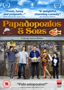 Papadopoulos and Sons, DVD  DVD