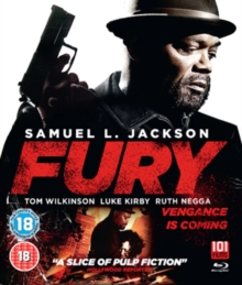 Fury, Blu-ray  BluRay