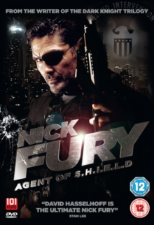 Nick Fury - Agent of S.H.I.E.L.D., DVD  DVD