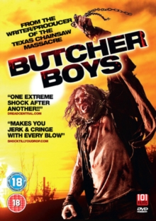 Butcher Boys, DVD  DVD