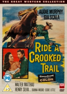 Ride a Crooked Trail, DVD  DVD