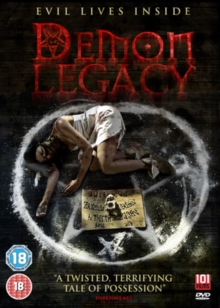 Demon Legacy, DVD  DVD
