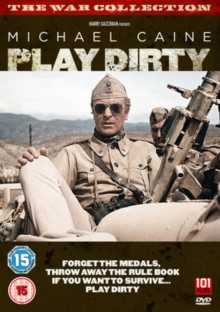 Play Dirty, DVD  DVD