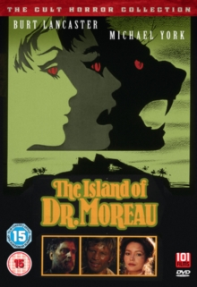 The Island of Dr. Moreau, DVD DVD