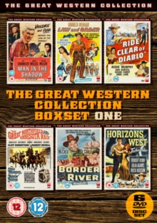 The Great Western Collection: One, DVD DVD