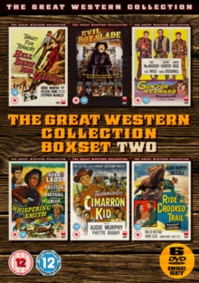 The Great Western Collection: Two, DVD DVD