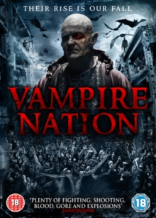 Vampire Nation, DVD  DVD