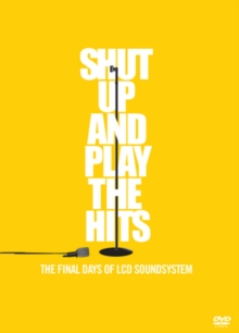 Shut Up and Play the Hits, DVD  DVD