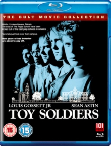 Toy Soldiers, Blu-ray  BluRay