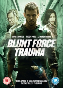 Blunt Force Trauma, DVD  DVD