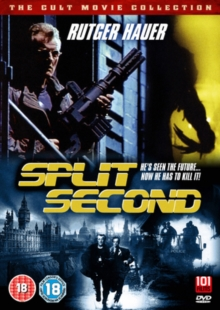 Split Second, DVD  DVD