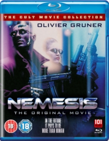 Nemesis, Blu-ray  BluRay