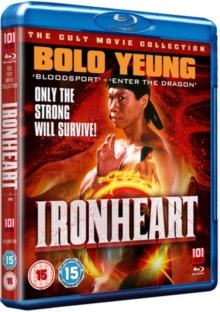 Ironheart, Blu-ray  BluRay