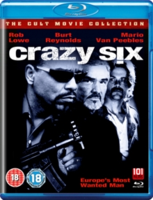 Crazy Six, Blu-ray  BluRay