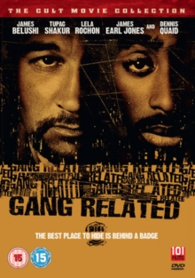 Gang Related, DVD  DVD