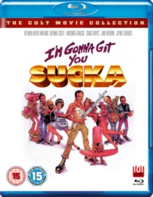 I'm Gonna Git You, Sucka, Blu-ray  BluRay