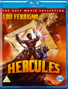 Hercules, Blu-ray  BluRay