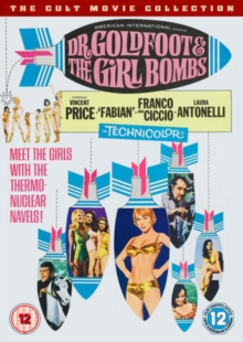 Dr. Goldfoot and the Girl Bombs, DVD  DVD