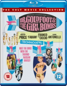 Dr. Goldfoot and the Girl Bombs, Blu-ray  BluRay