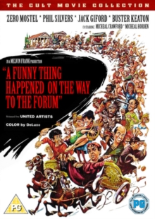 A   Funny Thing Happened On the Way to the Forum, DVD DVD