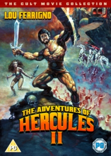 The Adventures of Hercules II, DVD DVD