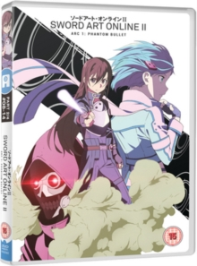 Sword Art Online: Season 2 Part 2, DVD  DVD