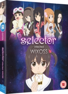 Selector Infected WIXOSS, Blu-ray BluRay