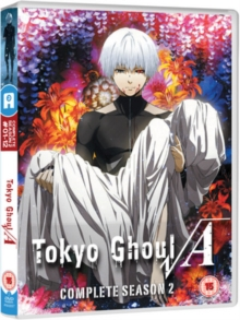 Tokyo Ghoul: Root A, DVD DVD