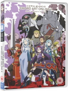 Sword Art Online: Season 2 Part 4, DVD DVD