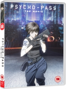 Psycho-pass: The Movie, DVD DVD