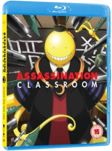 Assassination Classroom: Season 1 - Part 2, Blu-ray BluRay