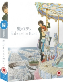 Eden of the East, Blu-ray BluRay