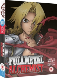 Fullmetal Alchemist: Part 1, Blu-ray BluRay