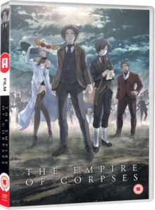 The Empire of Corpses, DVD DVD