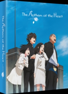 The Anthem of the Heart, Blu-ray BluRay