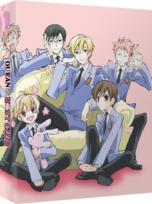 Ouran High School Host Club: Complete Series, Blu-ray BluRay