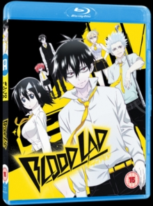 Blood Lad: Complete Series, Blu-ray BluRay